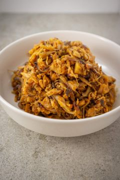 Pulled Jackfruit vegan